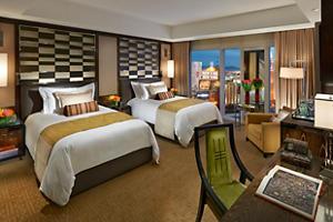 Mandarin Oriental Cityscape Room